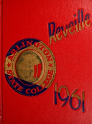 1961 Edition, Arlington State College - Reveille Yearbook (Arlington, TX)