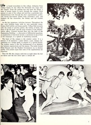 Page 11, 1966 Edition, Arlington State College - Reveille Yearbook (Arlington, TX) online yearbook collection