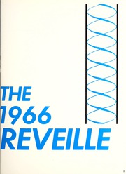 Page 7, 1966 Edition, Arlington State College - Reveille Yearbook (Arlington, TX) online yearbook collection