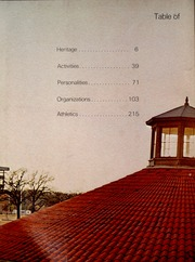 Page 6, 1970 Edition, Arlington State College - Reveille Yearbook (Arlington, TX) online yearbook collection