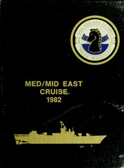 1982 Edition, Koelsch (FF 1049) - Naval Cruise Book
