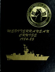 1985 Edition, Koelsch (FF 1049) - Naval Cruise Book
