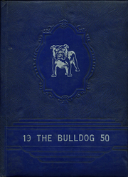 1950 Edition, Lafargue High School - Bulldog Yearbook (Effie, LA)