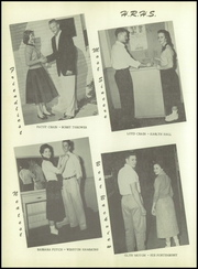 Page 16, 1956 Edition, Holly Ridge High School - Eagle Yearbook (Rayville, LA) online yearbook collection