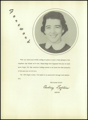 Page 6, 1956 Edition, Holly Ridge High School - Eagle Yearbook (Rayville, LA) online yearbook collection