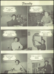 Page 9, 1956 Edition, Holly Ridge High School - Eagle Yearbook (Rayville, LA) online yearbook collection