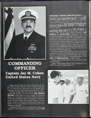 Page 8, 1991 Edition, L Y Spear (AS 36) - Naval Cruise Book online yearbook collection