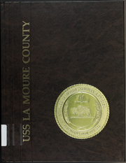 La Moure County (LST 1194) - Naval Cruise Book online yearbook collection, 1983 Edition, Page 1