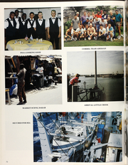 La Moure County (LST 1194) - Naval Cruise Book online yearbook collection, 1994 Edition, Page 76