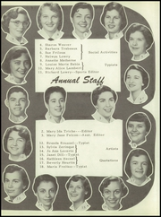 Page 10, 1956 Edition, St Charles Borromeo High School - Borromean Yearbook (Destrehan, LA) online yearbook collection