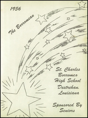 Page 7, 1956 Edition, St Charles Borromeo High School - Borromean Yearbook (Destrehan, LA) online yearbook collection