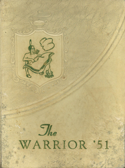1951 Edition, Vivian High School - Warrior Yearbook (Vivian, LA)