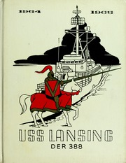 1965 Edition, Lansing (DER 388) - Naval Cruise Book
