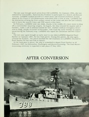Page 11, 1965 Edition, Lansing (DER 388) - Naval Cruise Book online yearbook collection