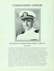 Page 12, 1965 Edition, Lansing (DER 388) - Naval Cruise Book online yearbook collection