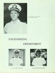 Page 16, 1965 Edition, Lansing (DER 388) - Naval Cruise Book online yearbook collection