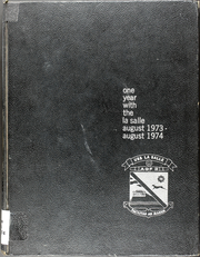 Page 1, 1974 Edition, La Salle (AGF 3) - Naval Cruise Book online yearbook collection
