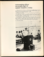 Page 7, 1974 Edition, La Salle (AGF 3) - Naval Cruise Book online yearbook collection
