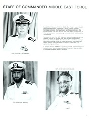 Page 17, 1977 Edition, La Salle (AGF 3) - Naval Cruise Book online yearbook collection