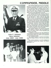 Page 10, 1986 Edition, La Salle (AGF 3) - Naval Cruise Book online yearbook collection