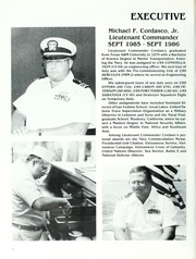 Page 12, 1986 Edition, La Salle (AGF 3) - Naval Cruise Book online yearbook collection