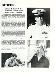 Page 13, 1986 Edition, La Salle (AGF 3) - Naval Cruise Book online yearbook collection