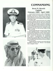 Page 8, 1986 Edition, La Salle (AGF 3) - Naval Cruise Book online yearbook collection
