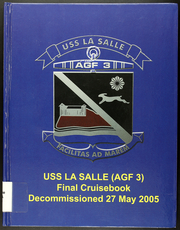 Page 1, 2005 Edition, La Salle (AGF 3) - Naval Cruise Book online yearbook collection