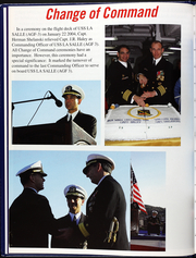 Page 10, 2005 Edition, La Salle (AGF 3) - Naval Cruise Book online yearbook collection