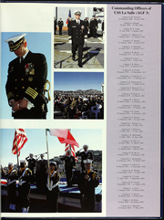 Page 11, 2005 Edition, La Salle (AGF 3) - Naval Cruise Book online yearbook collection