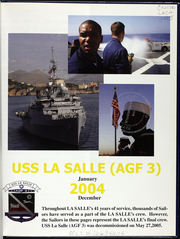 Page 3, 2005 Edition, La Salle (AGF 3) - Naval Cruise Book online yearbook collection