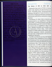 Page 4, 2005 Edition, La Salle (AGF 3) - Naval Cruise Book online yearbook collection