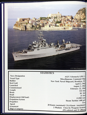 Page 6, 2005 Edition, La Salle (AGF 3) - Naval Cruise Book online yearbook collection