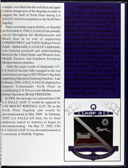 Page 7, 2005 Edition, La Salle (AGF 3) - Naval Cruise Book online yearbook collection