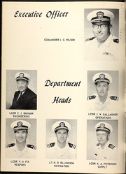 Page 12, 1964 Edition, Leahy (DLG 16) - Naval Cruise Book online yearbook collection