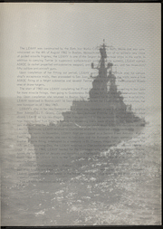 Page 7, 1964 Edition, Leahy (DLG 16) - Naval Cruise Book online yearbook collection