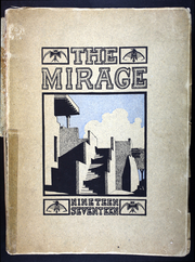 Page 1, 1917 Edition, University of New Mexico - Mirage Yearbook (Albuquerque, NM) online yearbook collection