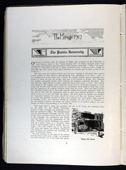 Page 14, 1917 Edition, University of New Mexico - Mirage Yearbook (Albuquerque, NM) online yearbook collection