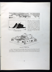 Page 17, 1917 Edition, University of New Mexico - Mirage Yearbook (Albuquerque, NM) online yearbook collection