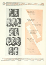 Page 72, 1932 Edition, University of New Mexico - Mirage Yearbook (Albuquerque, NM) online yearbook collection