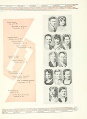 Page 73, 1932 Edition, University of New Mexico - Mirage Yearbook (Albuquerque, NM) online yearbook collection