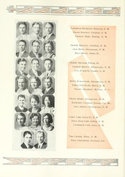 Page 78, 1932 Edition, University of New Mexico - Mirage Yearbook (Albuquerque, NM) online yearbook collection