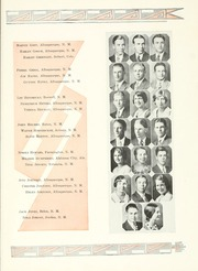 Page 81, 1932 Edition, University of New Mexico - Mirage Yearbook (Albuquerque, NM) online yearbook collection
