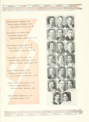 Page 83, 1932 Edition, University of New Mexico - Mirage Yearbook (Albuquerque, NM) online yearbook collection