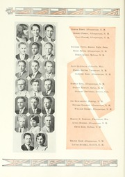 Page 84, 1932 Edition, University of New Mexico - Mirage Yearbook (Albuquerque, NM) online yearbook collection