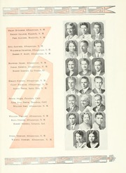 Page 85, 1932 Edition, University of New Mexico - Mirage Yearbook (Albuquerque, NM) online yearbook collection
