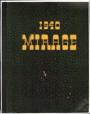 Page 1, 1940 Edition, University of New Mexico - Mirage Yearbook (Albuquerque, NM) online yearbook collection