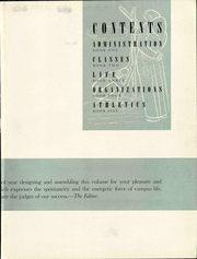 Page 11, 1940 Edition, University of New Mexico - Mirage Yearbook (Albuquerque, NM) online yearbook collection