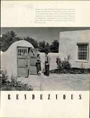 Page 15, 1940 Edition, University of New Mexico - Mirage Yearbook (Albuquerque, NM) online yearbook collection
