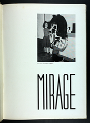 Page 5, 1943 Edition, University of New Mexico - Mirage Yearbook (Albuquerque, NM) online yearbook collection